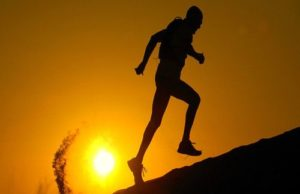 Correre nel deserto