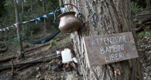 Asilo nel bosco a Busto Arsizio