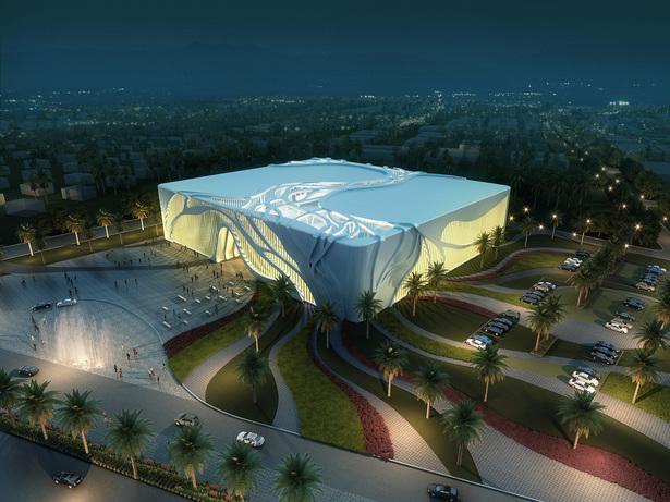 Grande complesso sportivo Qatar Sports Complex