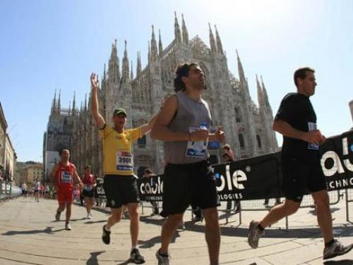 SuisseGas maratona
