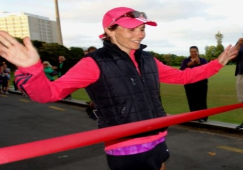 Kim Allan ultramaratoneta