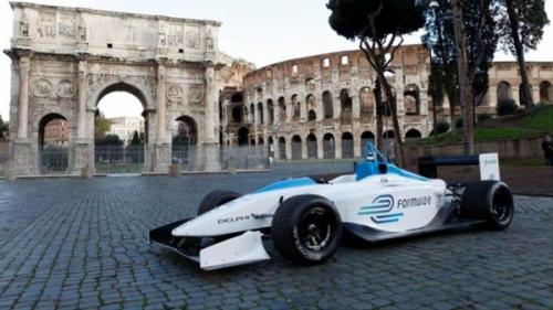 Macchine elettriche Gran Premio