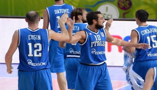 Basket italia