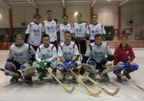 hockey e Alessandra Gallotta