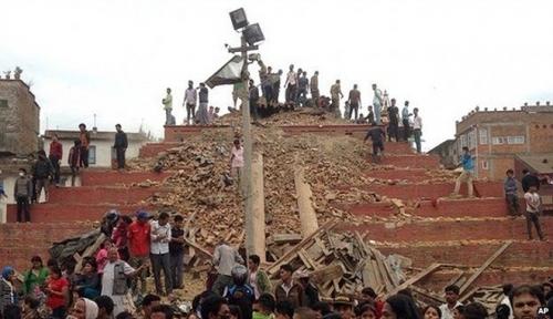 Kathmandu terremoto