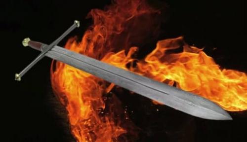 Valyrian spade
