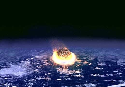 esplosione meteorite siberia
