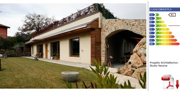 casa passiva Albenga