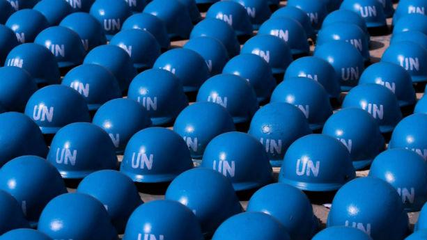 caschi blu