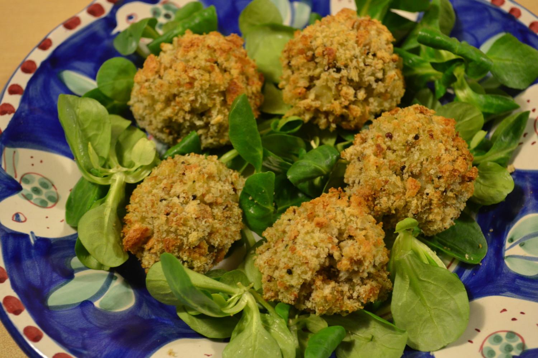 quinoa polpette