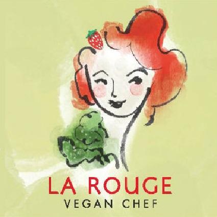 La rouge Vegan Chef