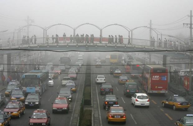 cina, auto inquinanti