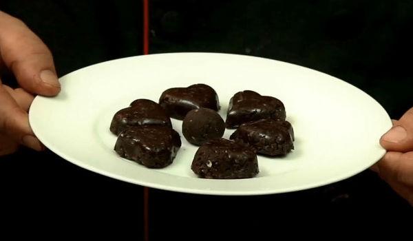 cioccolatini proteici