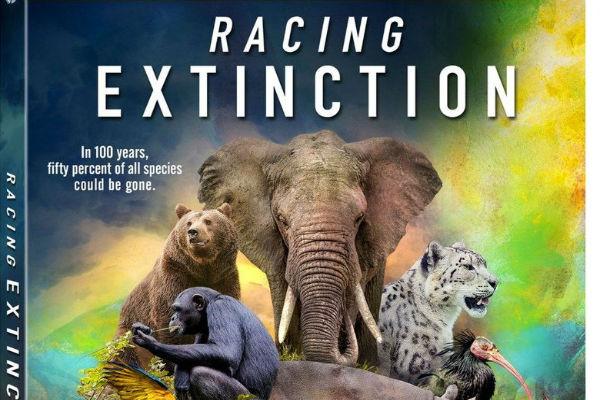 giornata mondiale della terra Racing Extinction