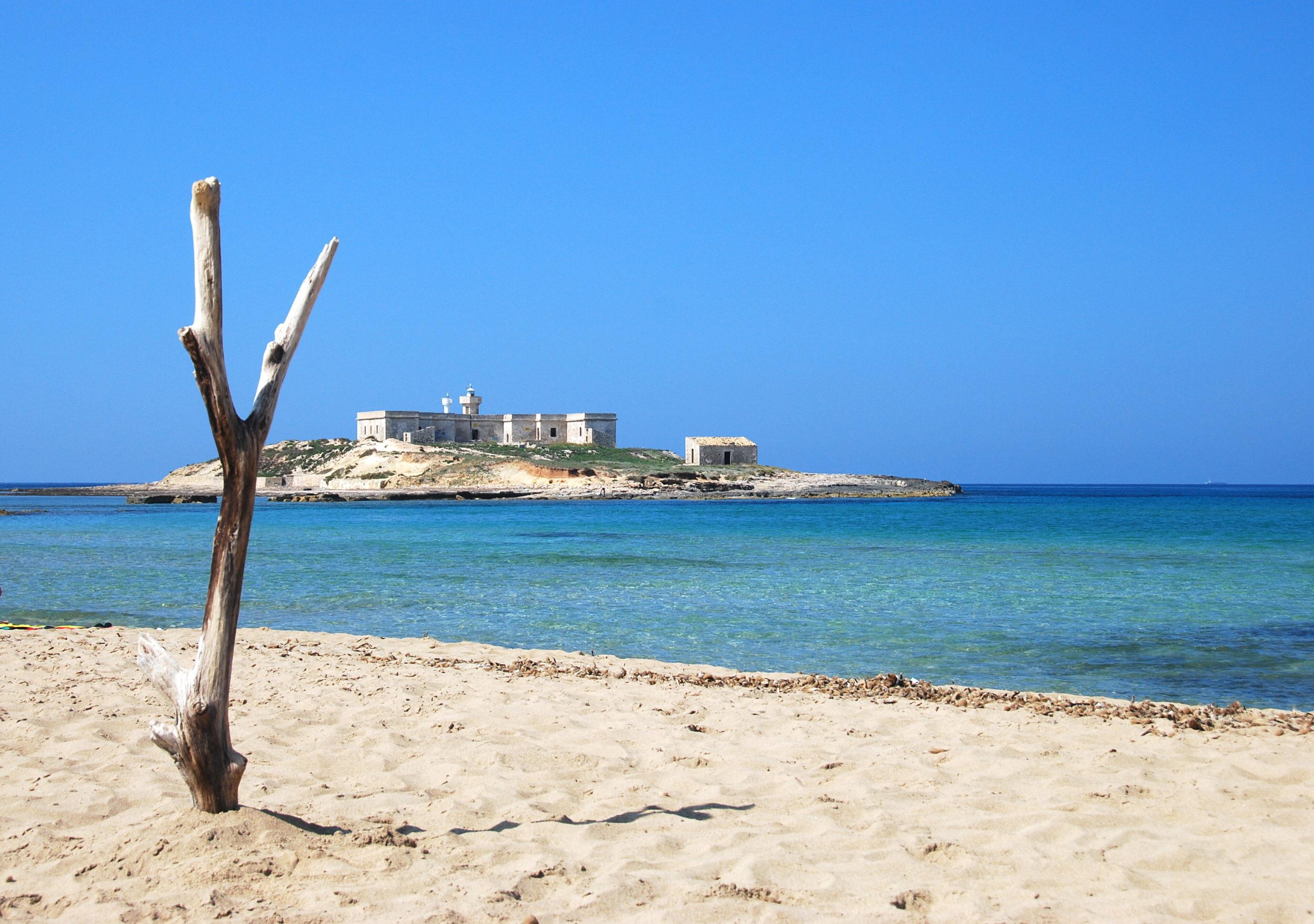 Isola delle correnti, Sicilia