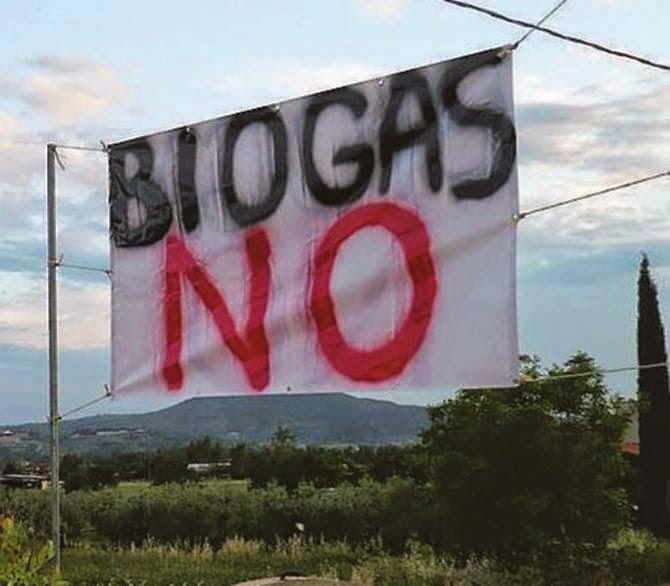 No Biogas Lazio