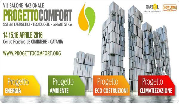 progetto comfort catania