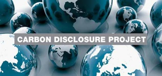 Siemens, sostenibilità,Carbon Disclosure Project