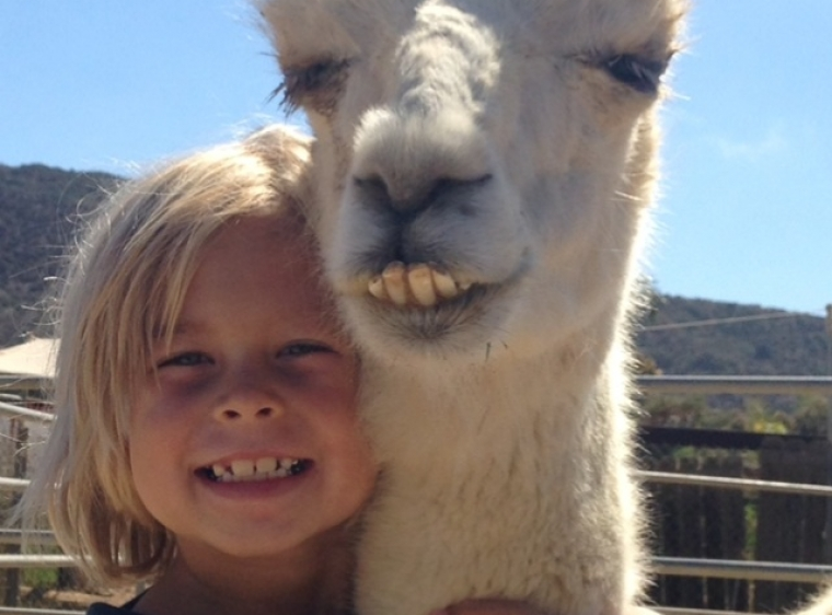 Jonah, 7 anni di San Marcos (CA) foto di Peta