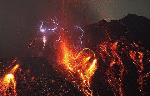cambiamento climatico ed eruzioni