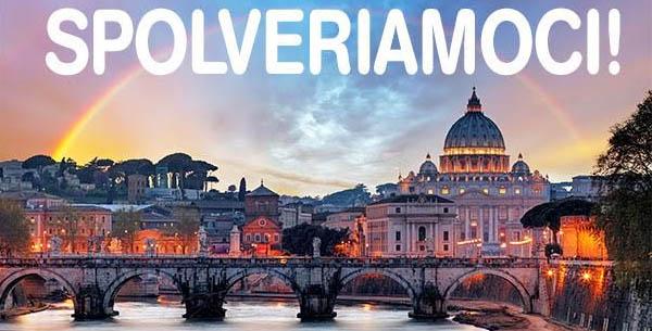 spolveriamoci Roma