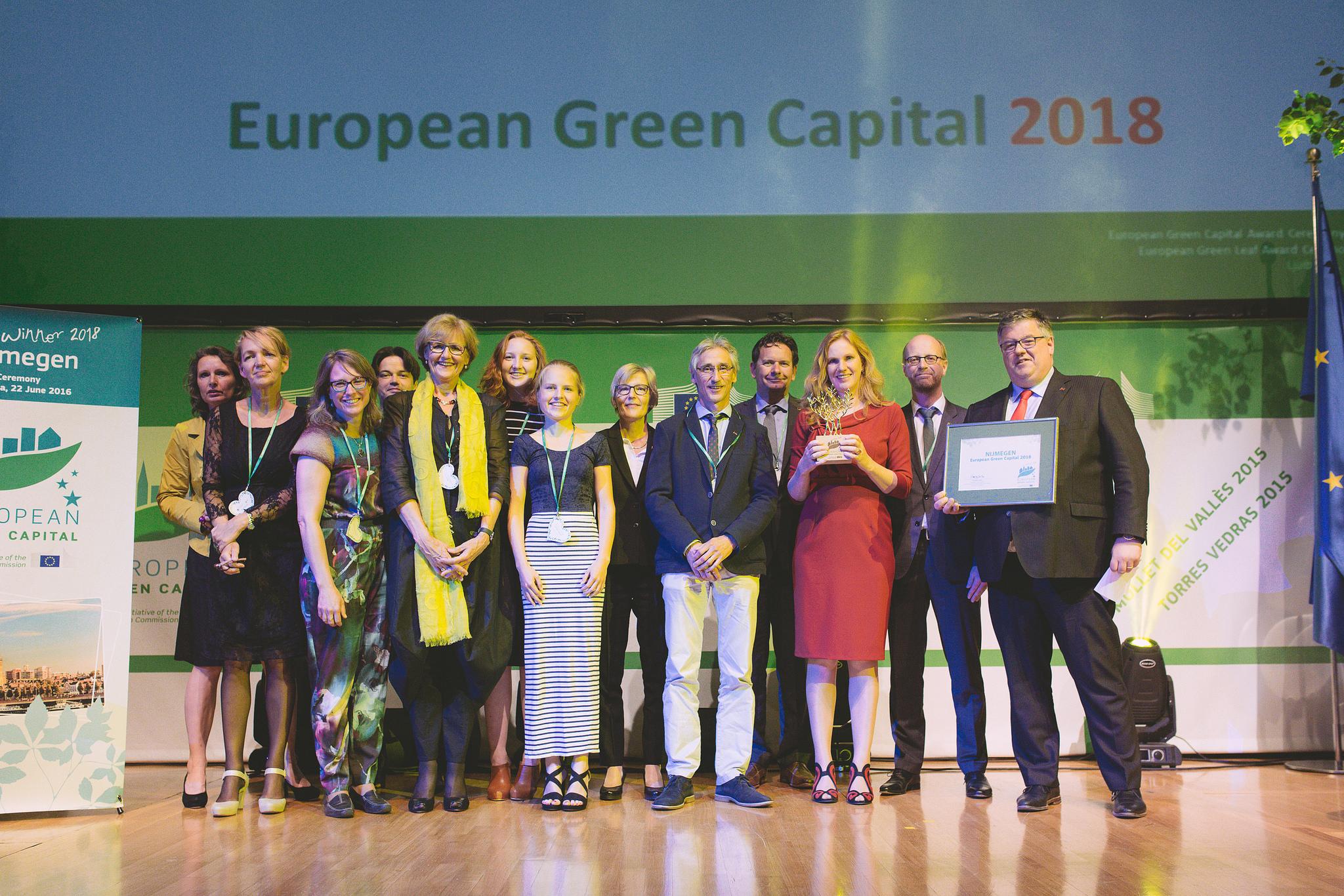 Premio European Green Capital