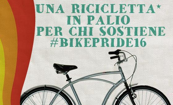 bike pride ricicletta