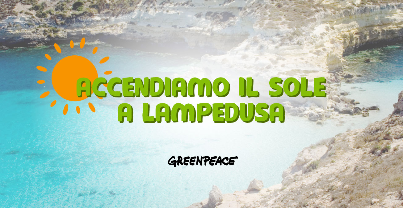 lampedusa greenpeace