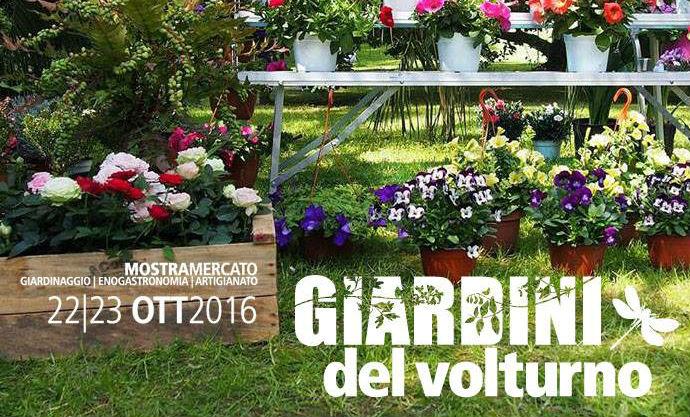 giardini del volturno