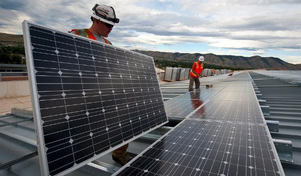 strade ad energia solare