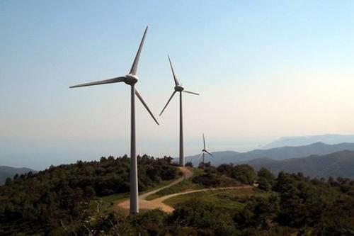 Eolico, boom di energia nel 2021