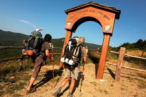 Via Francigena va in scena in un film collettivo
