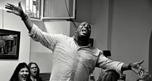 Pastor Ron Ixaac Hubbard