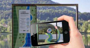 I laghi aumentati, percorso naturalistico in 3D
