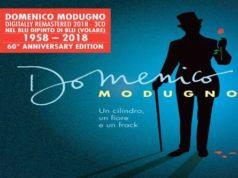 Domenico Modugno, la cover dei nuovi CD