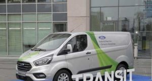 Ford veicoli ibridi