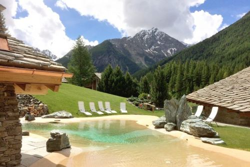 Val di Cogne, hotel eco sostenibile