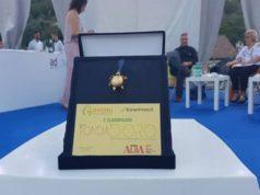 Premio tonda oro