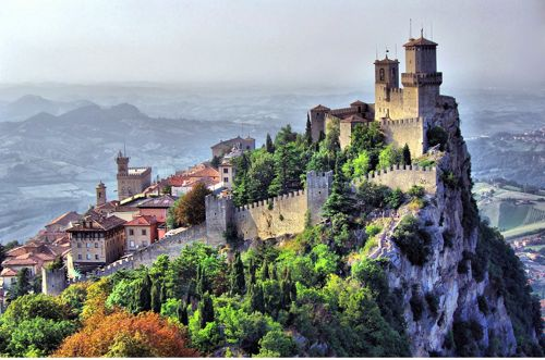 San Marino ad impatto zero