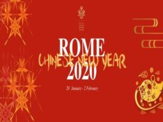 Rome chinese new Year 2020