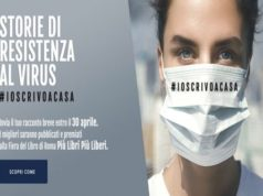 Coronavirus, #ioscrivoacasa
