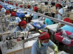 Lavoratori del tessile a rischio