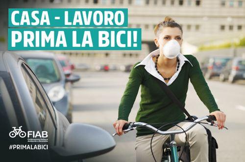 la campagna FIAB per la mobilità sostenibile