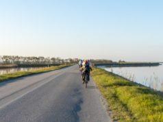 In bici a Cervia