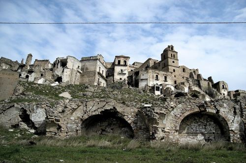 Basilicata ghost to ghost