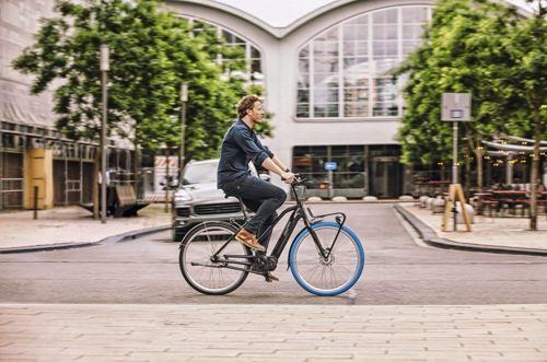 E-bike in Italia