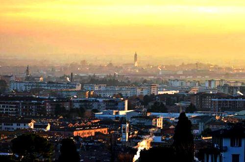 Bergamo smog