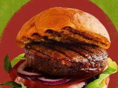 Burger vegetariano Findus