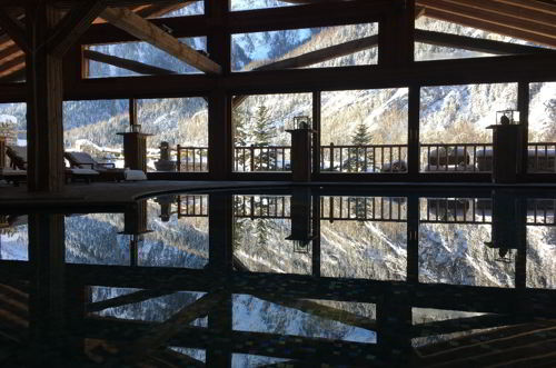 Luxury Chalet Resort