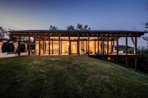 Casa sostenibile a Vignolo